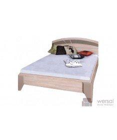 Łóżko DOME DL2-1 (bez szafek nocnych)