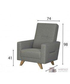 Fotel MARIO