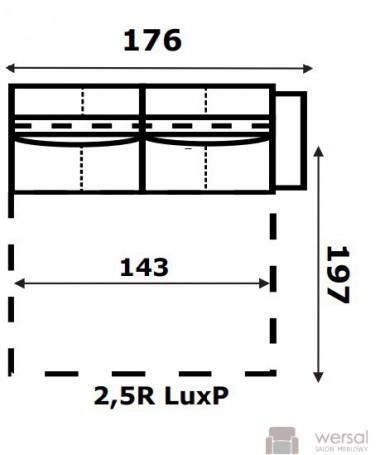 Moduł ARO 2,5RP spanie lux