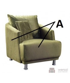 Fotel ZAFIRA 2