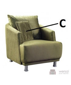 Fotel ZAFIRA 4