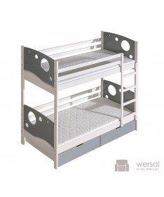 Łóżko piętrowe KEVIN