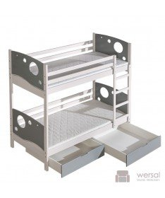 Łóżko piętrowe KEVIN 3