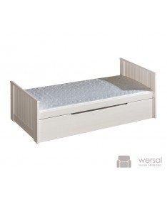 Łóżko podwójne TOMI