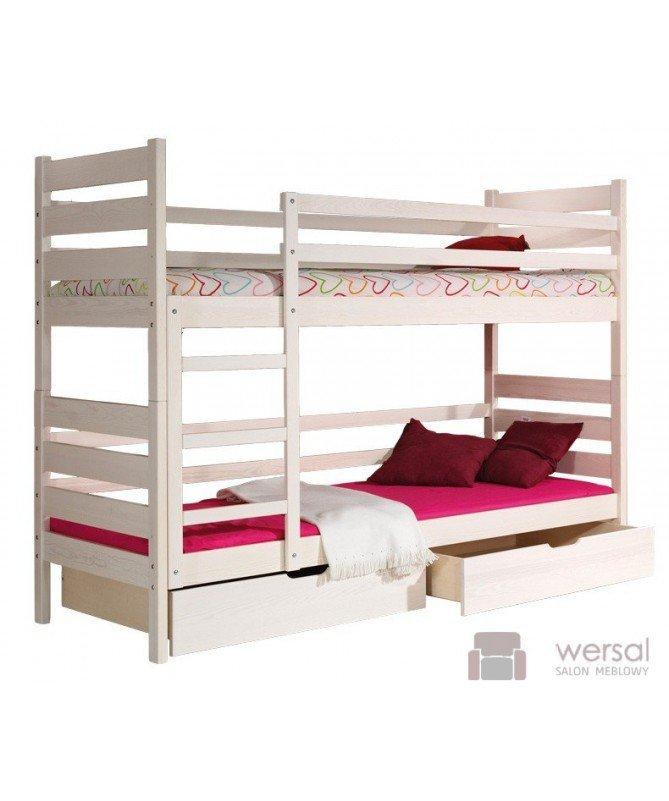 Łóżko piętowe DAREK