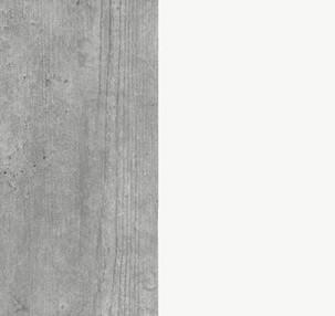 beton colorado/biały