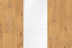 lancelot (korpus) + biały połysk (fronty) + lancelot (wstawki)