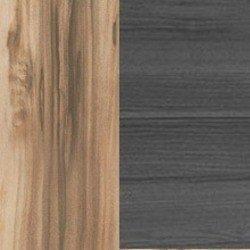 Satin orzech/touchwood